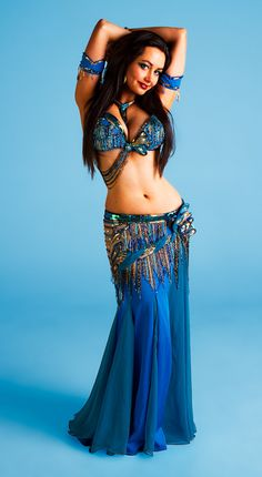 Blue peacock by Lara Belly Dance on Flickr.