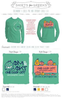 The pumpkin would be cute for a cagle's big/lil event shirt!
