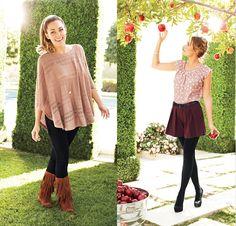 cute+fashion+ideas   Fall Fashion 2011 - Outfit Ideas - LC Lauren Conrad for Kohls - In ...