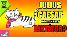 Julius Caesar – Ókori Róma – Történelem 5. / 9. osztály VIDEÓ Julius Caesar, Fictional Characters, Fantasy Characters