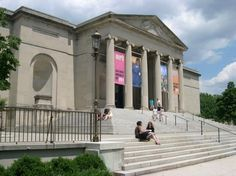 The Baltimore Museum of Art - Baltimore, Maryland. Large collection of matisse