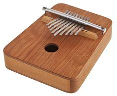 Hokema Kalimba Klassik Wooden Musical Instruments, Hurdy Gurdy, Kalimba, Mish Mash, Mandolin, World Music, Wood Ideas, Cello, Ukulele