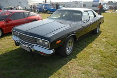 Dodge Coronet R/T sedan 1974. Good looking car, I've always loved this and his Plymouth brother.