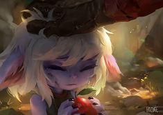 Very cute fanart of tristana League Of Legends Ashe, League Of Legends Characters, Poppy League, Liga Legend, Legend Images, League Memes, Fanart, Grafiti, Game Art