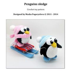 Hey, I found this really awesome Etsy listing at https://www.etsy.com/listing/68847245/penguins-sledge-pdf-crocheting-pattern