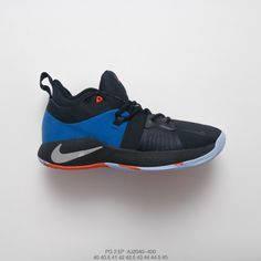 24e700e92342  79.00 Blue And Green Nike Basketball Shoes
