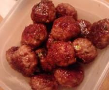 Recipe Pear Glazed Chicken Meatballs by Bellany, learn to make this recipe easily in your kitchen machine and discover other Thermomix recipes in Starters. Porcupine Meatballs, Chicken Meatballs, Kids Meals, Easy Meals, Healthy Meals, Healthy Life, Paleo Recipes, Great Recipes, Savoury Recipes