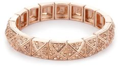Rose Gold Jewelry Makes a Comeback