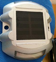 Tinedani's Testbox: Super stabile Solarleuchte