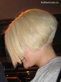 15 Shaved Bob Hairstyles Ideas - 1 #BobHaircuts