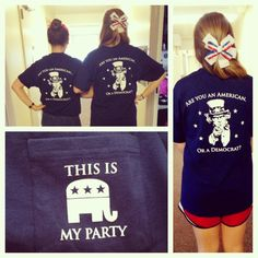 preppyliving:  ifheavenaintalotlikedixie:  burningdownthahouse:  our shirts came!  I NEED ONE  Give me this shirt now!