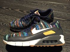 Nike id air max 90 streak strike