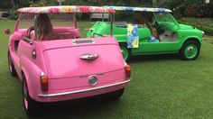 The Glam Pad: Neiman Marcus Fantasy Gifts Presents Lilly Pulitzer Island Cars