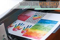 Heather Greenwood Designs   Photoshop Tutorial   Canon Pixma Printer Module
