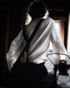 Black linen pants. Adjustable straps. Black Linen Pants, Beeswax Candles, Slow Fashion, Joseph, Vintage Inspired, How To Wear, Inspiration, Women, Biblical Inspiration