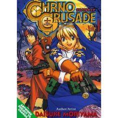 Chrono Crusade.  This manga series is great, for girls and guys alike.