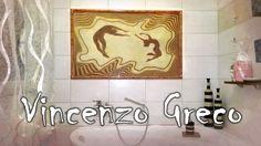 decoro per bagno arredo e opere d'arte firmate Vincenzo Greco  http://www.vincenzogreco.com/