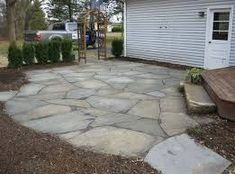 Beau 25 Great Stone Patio Ideas For Your Home