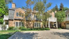 Tucked away in one of Beverly Hills' most exclusive gated communities, the 6,600-square-foot residence counts Jennifer Lawrence, Jennifer Aniston and Cameron Diaz among its celebrity neighbors. Adele reportedly shelled out $9.5 million on her new property, which was a steal at $400,000 less than the original asking price of $9.9 million.