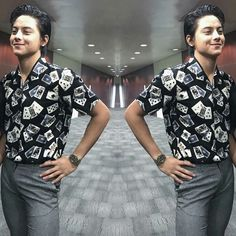 Daniel Padilla, Dj, Ford, Button Down Shirt, Men Casual, Poses, Mens Tops, Shirts, Fashion