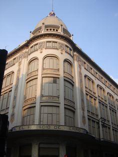 México Ciity, Distrito Federal. Palacio de Hierro CLASICO!