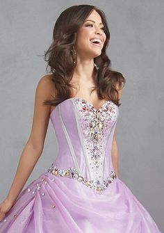 Cheap lilac quinceanera dresses, Buy Quality quinceanera dresses 2015 directly from China designer quinceanera dresses Suppliers: Latest Design Lilac Quinceanera Dress 2015 Luxury Crystal Beaded Masquerade Ball Gown Organza Vestidos De 15 Annos Quinceanera Dresses, Quinceanera Ideas, 15 Anos Dresses, Debut Gowns, Debutante Dresses, Traditional Gowns, Modern Traditional, Color Lila, Long Formal Gowns