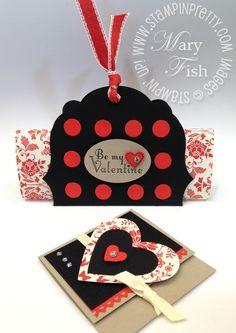 Valentine Treats, Valentine Day Love, Valentine Day Cards, Valentines, Mary Fish, Treat Holder, Card Making Inspiration, Pretty Cards, Card Maker