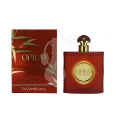Yves Saint Laurent Opium-Released in 1982 Opium by Yves Saint Laurent.This is an oriental and woody fragrance for women. It contains of coriander, plum, citruses, mandarin, pepper, jasmine, cloves, Special Price: €64.16 - See more at: http://perfumedepot.ie/women-s-perfume/yves-saint-laurent/ysl-opium-edt-spray-50ml.html#sthash.jMvuS1DE.dpuf