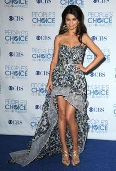 2011 Peoples Choice Awards - Press Room