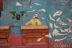 The graffiti of Bogotá – in pictures | Books | guardian.co.uk