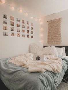 Cute Room Ideas, Cute Room Decor, Teen Room Decor, Modern Room Decor, Tumblr Room Decor, Easy Diy Room Decor, Tumblr Bedroom, Modern Bedroom, Home Decor