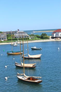 Vacation time in Nantucket!