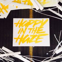 Friends of Type // Happy in the Haze // Dennis Payongayong from The Aesthetic Union | Square Market