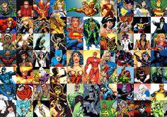Superhero Pictures to Print – Kids Justice League wallpaper Superhero Fan Art Wallpaper
