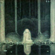 Boginka – w przedchrześcijańskich wierzeniach Słowian demon żeński będący personifikacją sił przyrody, wrogi wobec ludzi. Boginki zamieszkiwały bagna, jeziora, rzeki, lasy i góry. Boginkami miały stawać się kobiety zmarłe przy porodzie, samobójczynie i morderczynie dzieci. Wyobrażano je sobie jako szkaradne kobiety o obwisłych piersiach, dużych głowach i krzywych nogach, bądź jako piękne młode dziewczyny. Boginki napadały na położnice, podmieniały dzieci i płoszyły konie przy wodopoju.