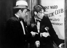 Louie's in-depth essay on the 1932 gangster picture, Scarface: The Shame Of A Nation  http://chasingcinema.com/scarfacepolarizingthenation/