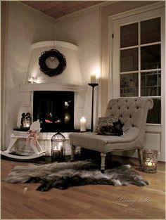 <3 chairs, fireplaces, decor project, fireplac beauti, hous, christma, bedroom, perfect fireplac, beauti fireplac