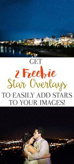 How to Add Stars in Photoshop + 2 Star Overlay Freebies