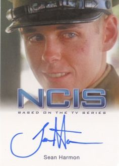The young Gibbs  NCIS 2012 Premium Pack Trading Cards -