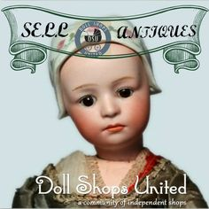 Do you specialize in selling ANTIQUE DOLLS? Consider joining, the world class doll dealers @Doll Shops United.  Choose your shop template, design and build your shop, the way you want.  For more information, click this link - http://www.dollshopsunited.com/sell/