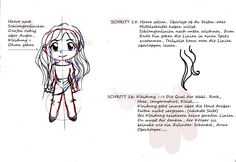 Schritt 15-16 Chibi, Draw, Let It Be, Memes, Comb Over Haircut, To Draw, Meme, Sketches, Painting