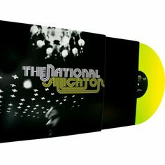 The National // Alligator (colored vinyl) shopusa.4ad.com