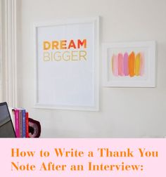 How-To-Write-A-Thank-You-Note-Interview