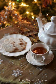 té en navidad