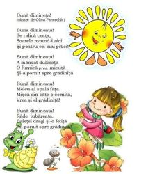 Kindergarten Addition Worksheets, Preschool Worksheets, Preschool Activities, Kids Poems, Happy Birthday Greetings, Educational Games, 4 Kids, Children, Spring Crafts