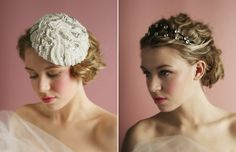 William Chambers - Bridal Fascinators | OMG I'm Getting Married UK Wedding Blog | UK Wedding Design and Inspiration for the fabulous and fashion forward bride to be.
