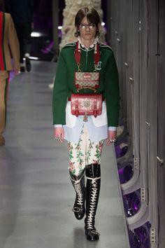 Ready-to-Wear - Autumn 2017 Gucci #fw17 #fashiondesign #mfw #menswear