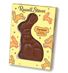 7 oz. Milk Chocolate with Caramel Rabbit