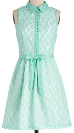 Gorgeous lace dress in #mint http://rstyle.me/n/fpfqhnyg6
