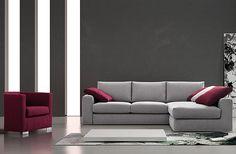 Divani Moderni Lissone - Monza Brianza - Milano - FORMARREDO DUE Cucine - Mobili Arredamento Lissone - Milano - Monza e Brianza Living Room Modern, Couch, Interiors, Furniture, Home Decor, Houses, Rome, Homes, Homemade Home Decor